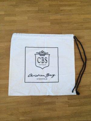 Christian Berg Crossbody bag cream cotton