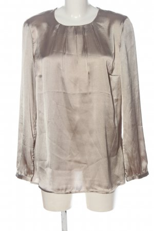Christian Berg Long Sleeve Blouse bronze-colored casual look