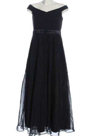 Christian Berg Maxi abito nero elegante