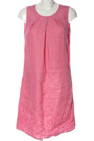 Christian Berg Mini Abito rosa stile casual