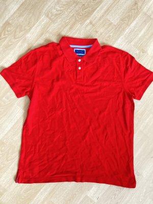 Christian Berg Polo Shirt red