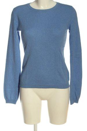 Christian Berg Crewneck Sweater blue elegant
