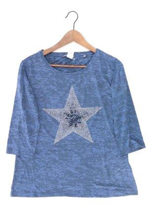 Christian Berg T-shirt blu-blu neon-blu scuro-azzurro Viscosa