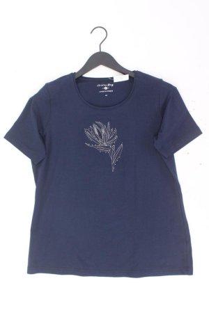 Christian Berg Shirt Größe 42 blau
