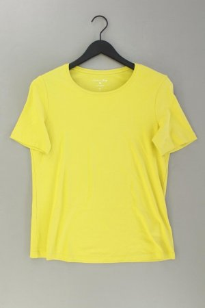 Christian Berg Shirt Größe 42 gelb aus Baumwolle