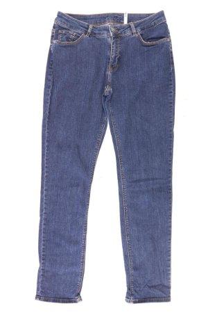 Christian Berg Skinny Jeans Größe 40 blau aus Baumwolle