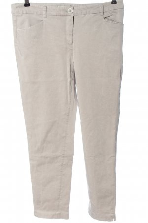 Christian Berg Pantalone jersey grigio chiaro stile semplice