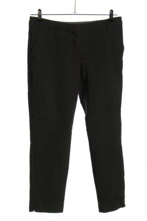 Christian Berg Pantalone jersey nero stile professionale