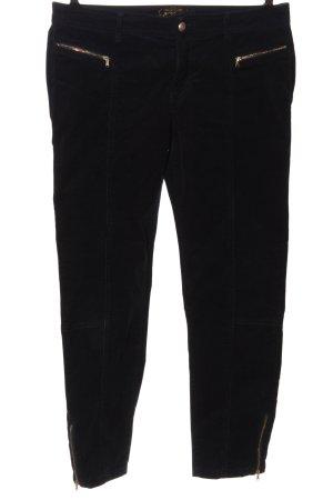Christian Berg Jersey Pants black casual look