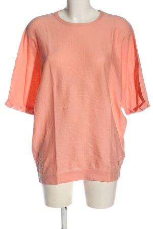 Christian Berg Strickshirt pink Casual-Look