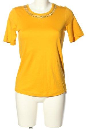 "Christian Berg T-shirt ""W-fhblr9"" giallo pallido"