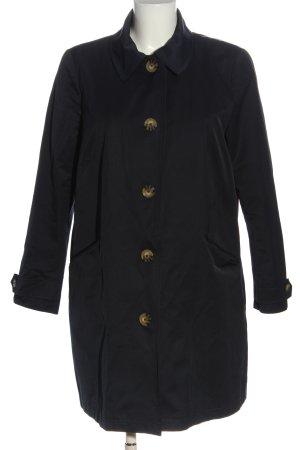 Christian Berg Between-Seasons-Coat black casual look