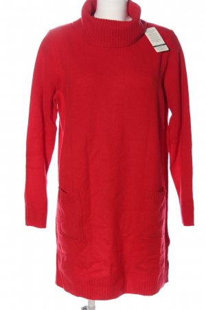 Christian Berg Wollpullover rot Casual-Look