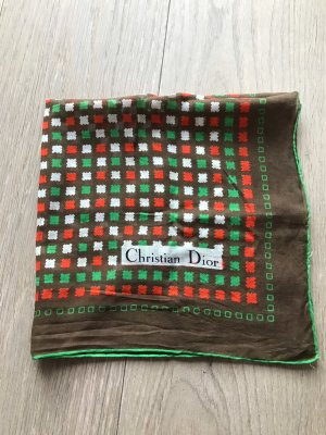 Christian Dior Neckerchief multicolored