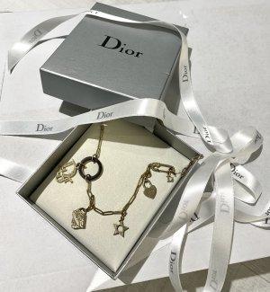 Christian Dior Charms Halskette