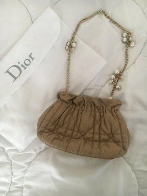 Christian Dior Delices Gaufre Cannage Mini Tasche in Beige Caramel