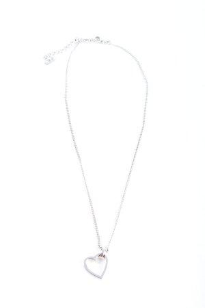 Christian Dior Collar color plata look casual