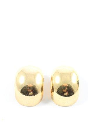 Christian Dior Orecchino a clip oro elegante