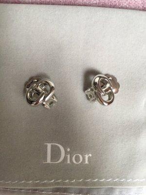 Dior Earclip silver-colored