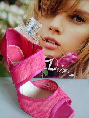 Christian Dior Peeptoe Pumps Gr. 36 NEU