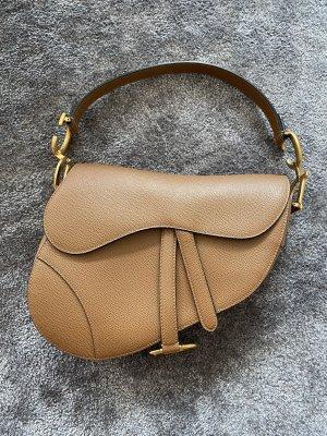 Christian Dior Sac à main chameau