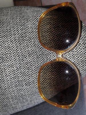Christian Dior Gafas Retro marrón claro-camel