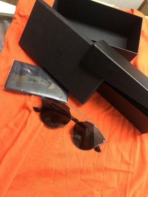 Christian Dior Sonnenbrille Unisex schwarz inkl Etui