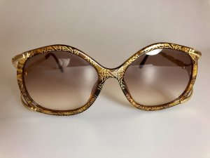 Christian Dior Retro Glasses multicolored