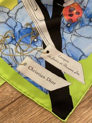 Dior Silk Cloth multicolored