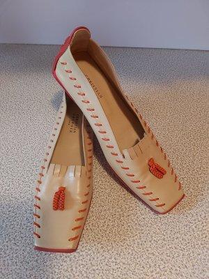 Christian Lacroix Zapatos formales sin cordones multicolor Cuero