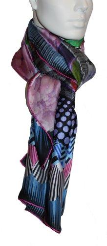 """Christian Lacroix Tuch, """"antik"""", 135 x 135 cm, 100% Seide"""