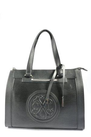 Christian Lacroix Borsa con manico grigio chiaro stile professionale