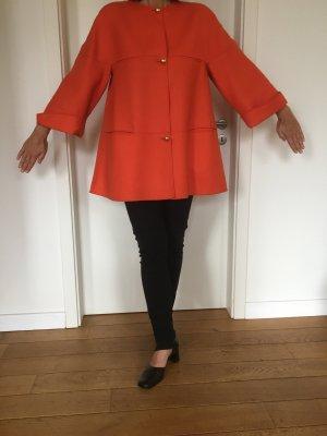 Christian Lacroix Wool Jacket orange