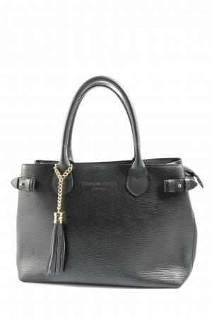 Christian Laurier Henkeltasche schwarz Business-Look