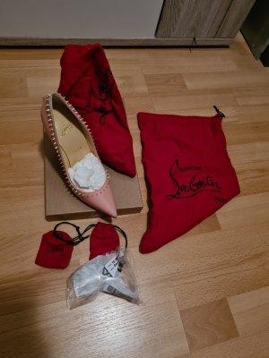 Christian Louboutin Classic Court Shoe pink