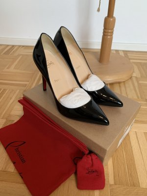 Christian Louboutin Pigalle 100mm,Gr. 40