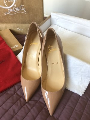 Christian Louboutin Pigalle Nude 85