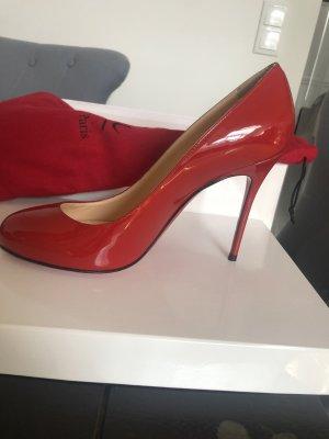 Christian Louboutin Rote Schuhe