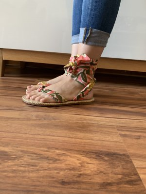 Christian Louboutin Roman Sandals multicolored