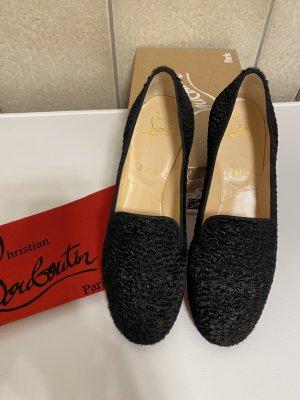Christian Louboutin Classic Ballet Flats black