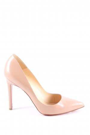 Christian Louboutin Spitz-Pumps pink Elegant