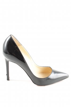 Christian Louboutin Spitz-Pumps schwarz Business-Look