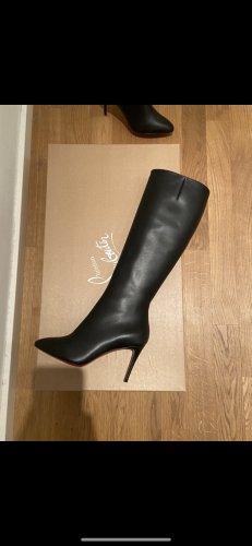 Christian Louboutin Heel Boots black