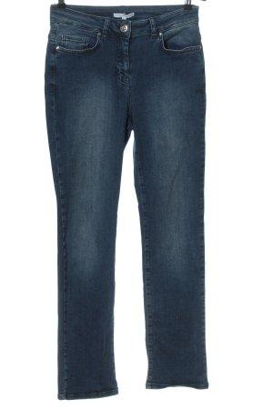 Christian MATERNE High Waist Jeans blue casual look