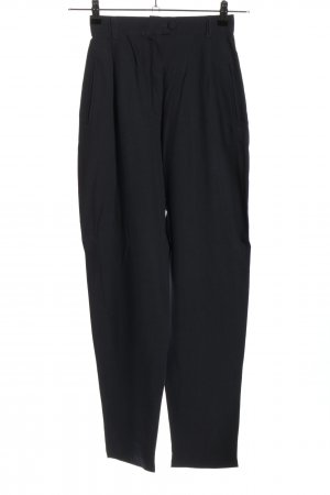 Christies collection Stoffhose dunkelblau Business-Look