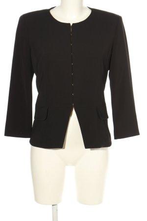 christina  gavioli Short Blazer black business style