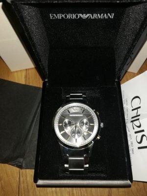 Armani Reloj con pulsera metálica multicolor modal