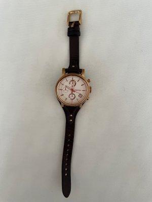 Chronograph Uhr Fossil