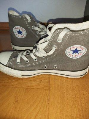 Converse High Top Sneaker grey