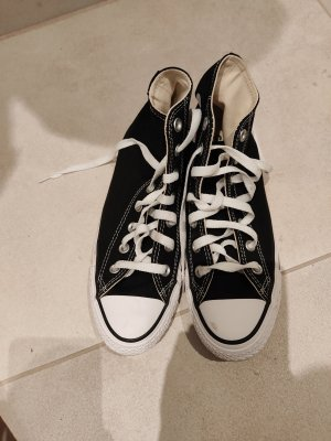All Star Sneaker alta nero
